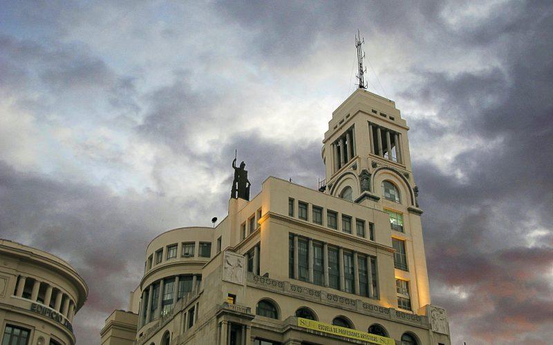 Circulo de Bellas Artes - Madrid