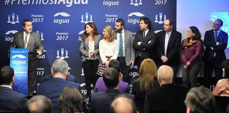 Premio iagua 2017-2